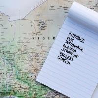 Strategický plán a mapa