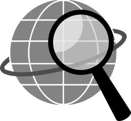 Analýzy zahraničních trhů - zeměkoule s lupou